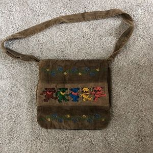 Handbags - Great full dead corduroy tote